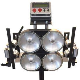 Längenmessmaschine Messwerk 5 mit HMI100