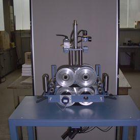 Längenmessmaschine Messwerk 8 mit HMI100